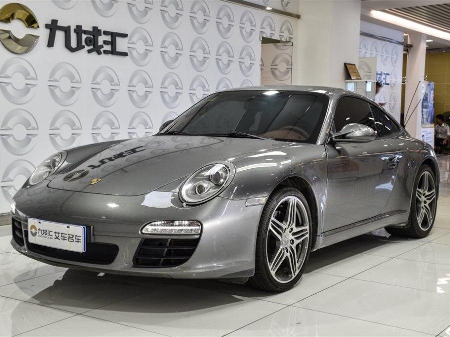 保时捷911 2011款 Edition Style 3.6L 硬顶版
